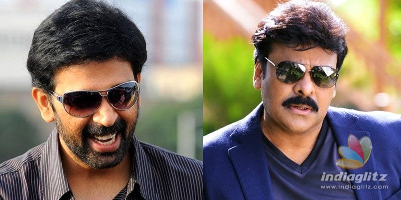 Thats why Chiranjeevi is a holy human being: JD Chakravarthy