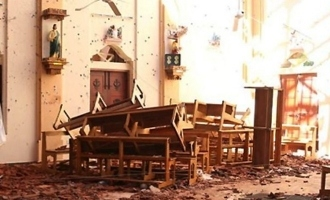 Four JDS party members killed in Colombo blasts