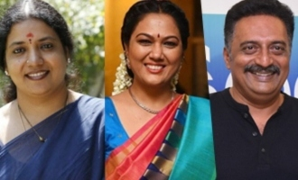 Jeevitha, Hema join Prakash Raj's panel ahead of MAA elections