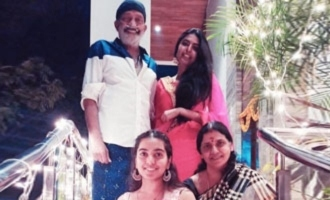 Pic Talk: Rajasekhar has Diwali fun with family as he recovers from COVID-19
