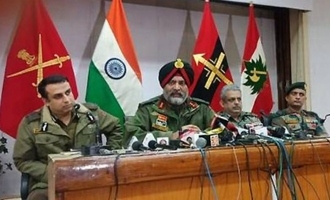 JeM leadership eliminated in 100 hours: Indian Army