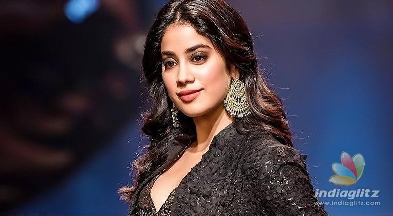 Jahnvi Kapoor refutes baseless gossip