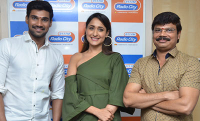 'Jaya Janaki Nayaka' Team @ Radio City