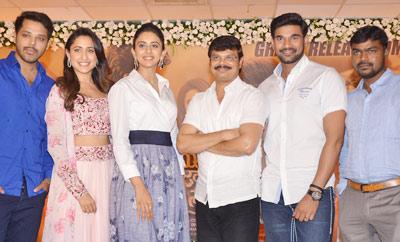 'Jaya Janaki Nayaka' Release Date Press Meet