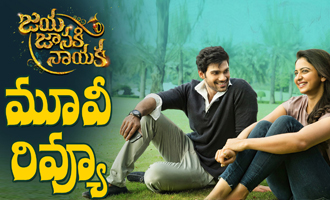 'Jaya Janaki Nayaka' Movie Review