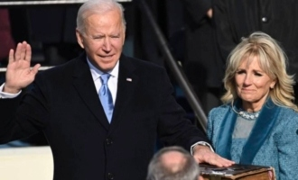 Joe Biden takes oath as 46th President of United States of America