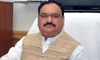 JP Nadda to ultimately replace Amit Shah
