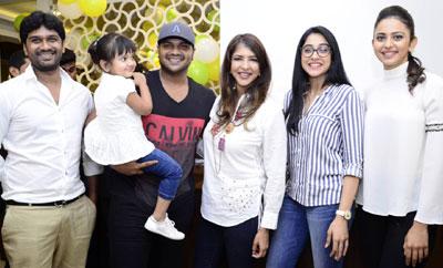 Jr Kuppanna Restaurant Launch