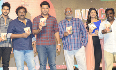 'Juvva' Audio Launch