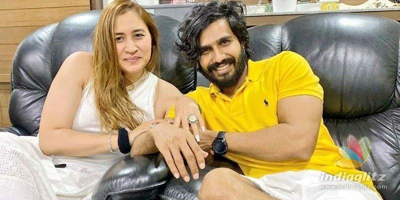 Jwala Gutta gets engaged to Kollywood actor Vishnu Vishal