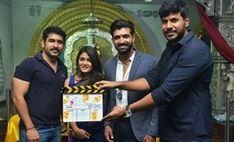 'jwala' Movie Opening