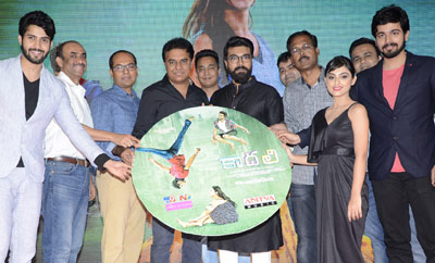 'Kaadhali' Audio Launch