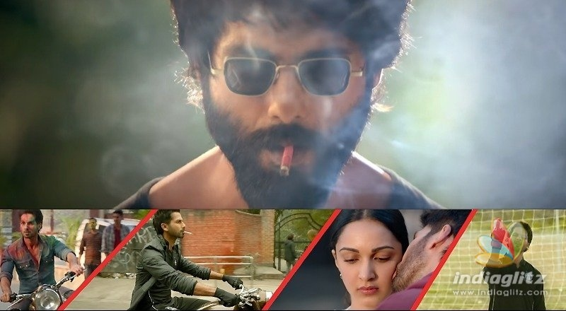 Arjun Reddy remakes teaser pales in comparison