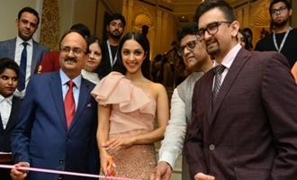 Kaira Advani Launches the Statement Jewellery
