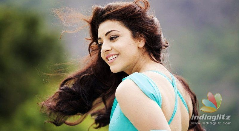 Official! Kajal Aggarwal to do legendary actors film