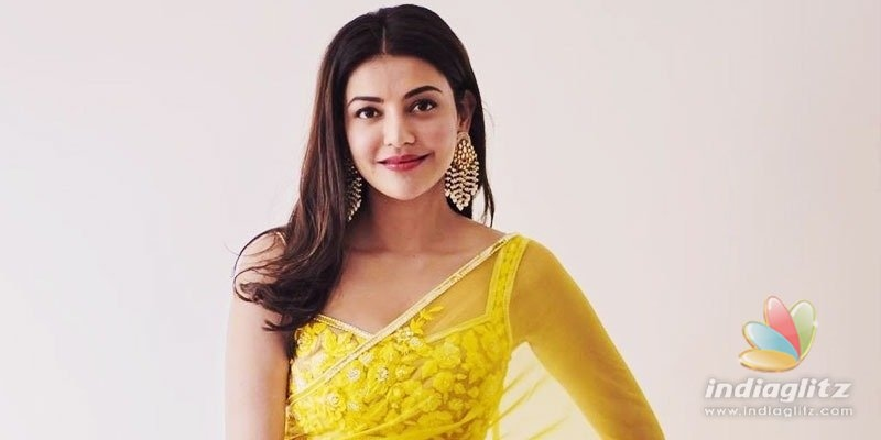 Kajal Aggarwal reveals her love story in her first post-wedding interview!