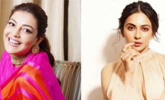 Kajal, Rakul make it to Top Twitter handles - Female