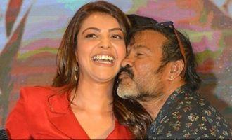 Chota kisses Kajal Aggarwal, clip goes viral
