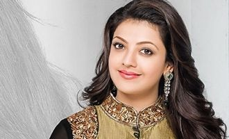 Kajal curls up with Kalari