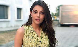Political 'Hand' in silly meme against Kajal Aggarwal?