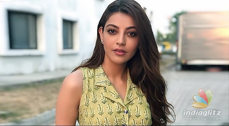 Political Hand in silly meme against Kajal Aggarwal?