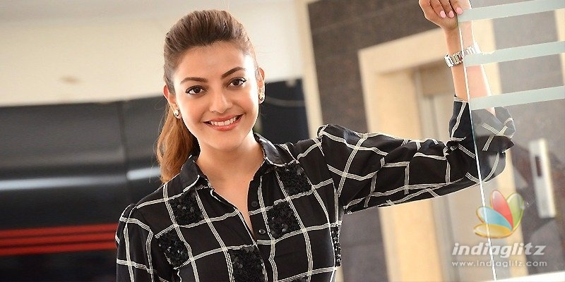 Sita is a layered film, a new story: Kajal Aggarwal