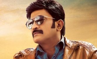 Dr. Rajasekhar does it in single take, without a dupe!
