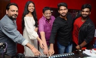 'Kalki' Horn Pom Song Launch @ RED FM