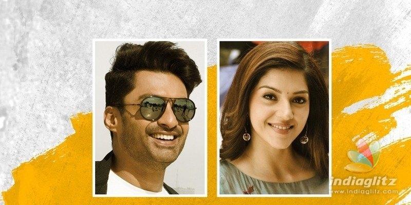 Kalyanram teams up with Vegesna for Aditya Musics film