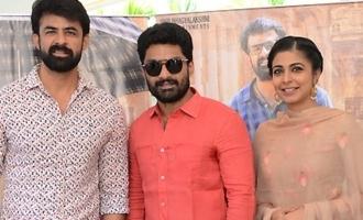 Kalyan Ram Launches 'Edhureetha' Teaser