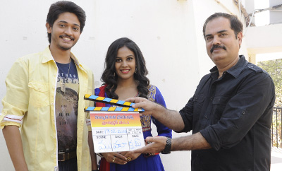 Kalyan Cine Creations Production No.1 Movie Launch