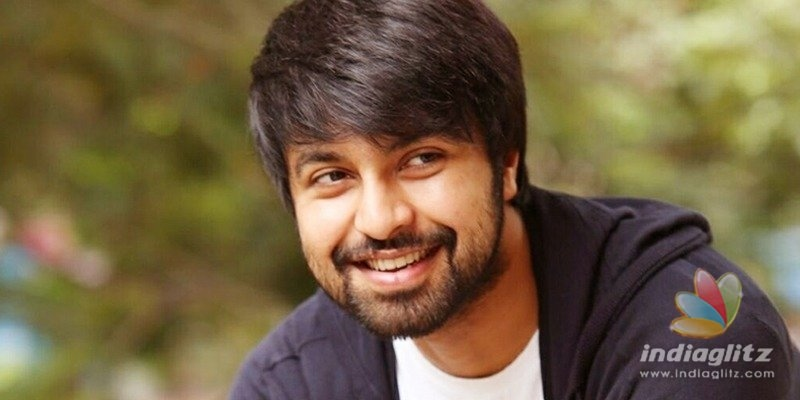 Chiranjeevis son-in-law Kalyaan Dhev is happy after testing negative