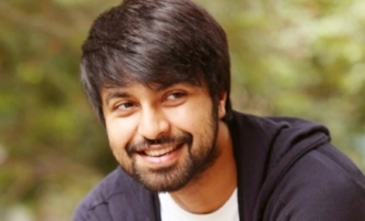 Chiranjeevi's son-in-law Kalyaan Dhev is happy after testing negative