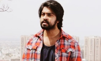 Mega 'alludu' Kalyaan Dhev re-starts his work on 'Super Machi'