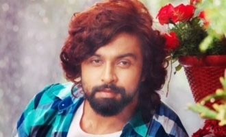 First Glimpse of Mega hero Kalyaan Dhev's new film out