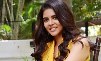 'Ranarangam' is the story of a don: Kalyani Priyadarshan