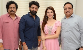 Aditya Music-Kalyanram-Vegesna's movie launched