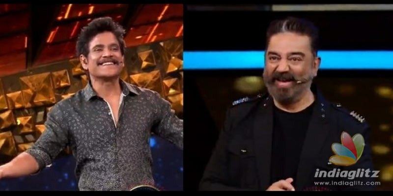 Kamal Haasan's arrival in Bigg Boss Telugu is a visual delight!