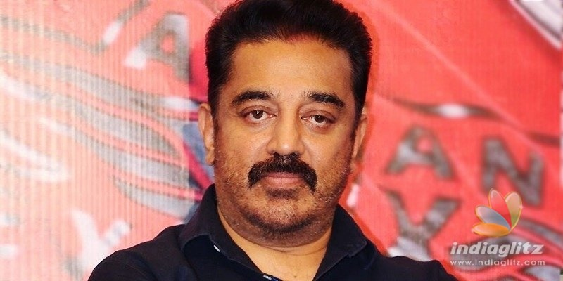 Kamal should apologize to actress for that kiss: Angry Netizens