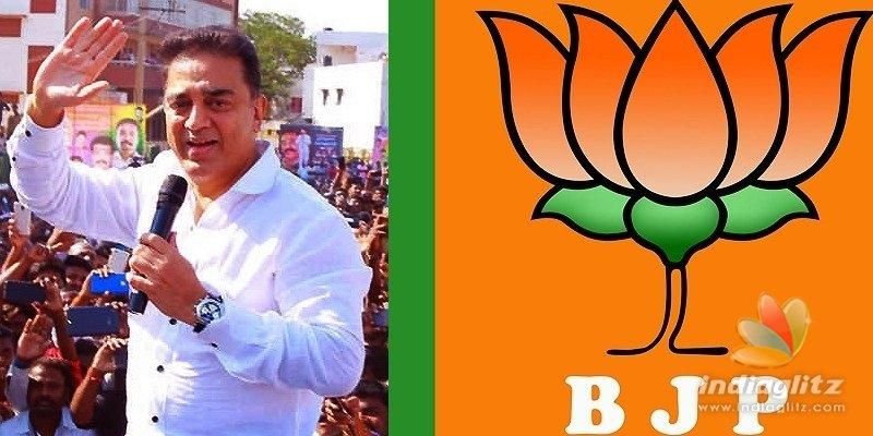 Kamal Haasan is promoting enmity: BJP