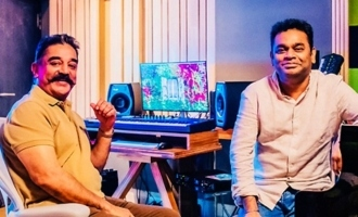 Kamal & AR Rahman join hands for a magnum opus