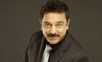 Breaking! Kamal Haasan announces his last film