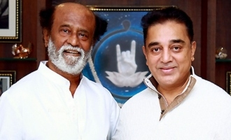 Kamal Haasan's bold remarks on Rajinikanth's new decision