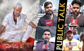 Kanchana 3 Public Talk