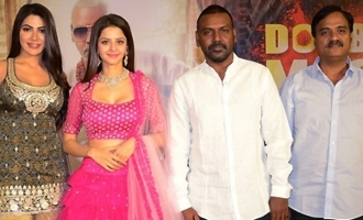 'Kanchana 3' Success Meet