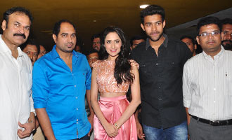 'Kanche' Trailer Launch