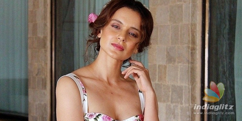 Taapsee says bad things about me: Kangana