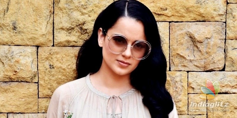 Indian film stars are shameless: Kangana Ranaut