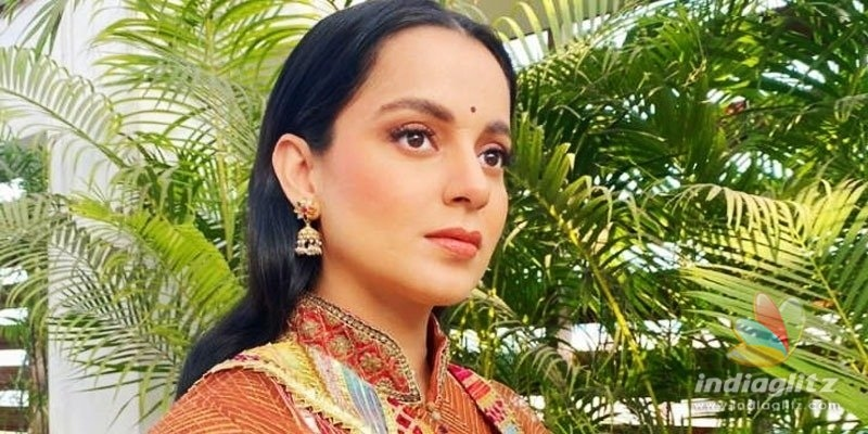 Breaking! Kangana Ranauts office demolished due to vendetta politics