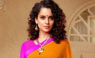 Versatile Kangana Ranaut as Jayalalitha